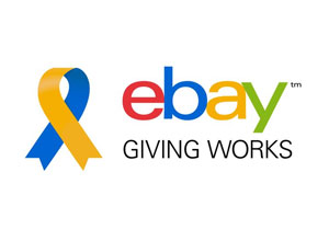 donate through ebay giving works